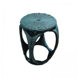 Tamborete Naja Azul Tiffany